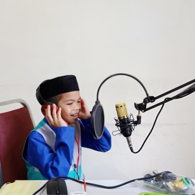 pelajar asnaf tahfiz