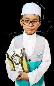 PENCAPAIAN TERBAIK 2019 Adik Muhammad Aiman Faisal Mizan HAFIZ DALAM TEMPOH 5 BULAN 20 HARI